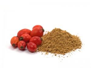 Hagebuttenpulver, Rosehip powder